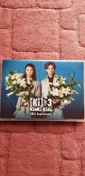 KinKi Kids  [Ki]×3 FC限定 DVD