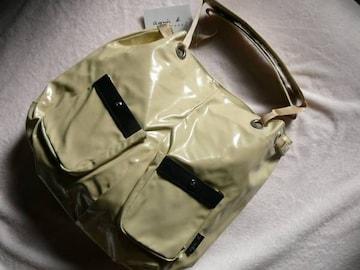 アニエスb ビニールショルダーバッグ
