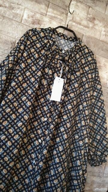 *s.t.closet frabjous* マーガレット ロングワンピース 新品 < 女性ファッションの