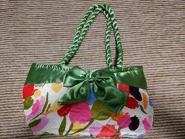 SK silk バッグ 新品 トートバッグ シルクバッグ バッグ