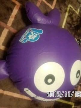 クジラッキー・ビニール製・非売品 ☆