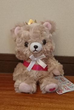 ナムコ×King&Prince クラウンベア ピンク…岩橋君カラー キンプリ