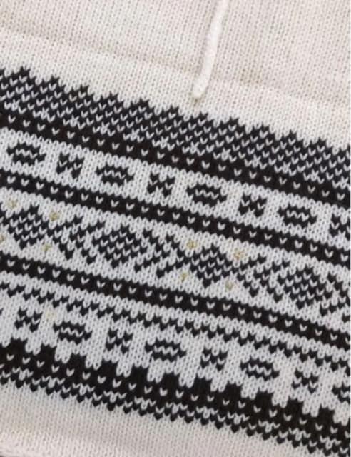 新品 LOWRYS FARM  オルテガ ニットスカート < ブランドの