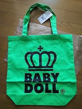 BABYDOLL♪トートバッグ(^ω^)