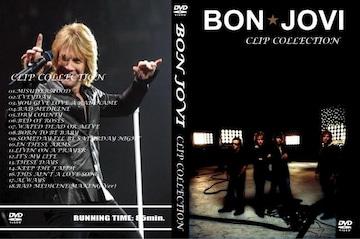 ≪送料無料≫BON JOVI PV ボンジョヴィ プロモ集 CLIP