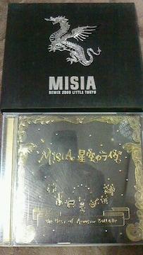MISIA!!REMIX 2000 LITTLE TOKYO!!星空のライブ!!3枚!!ミーシャ