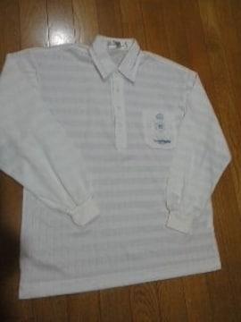 美品 FERNAND RAZZINI 紳士で上品な長袖シャツ L