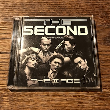 【THE SECOND from EXILE】THE II AGE