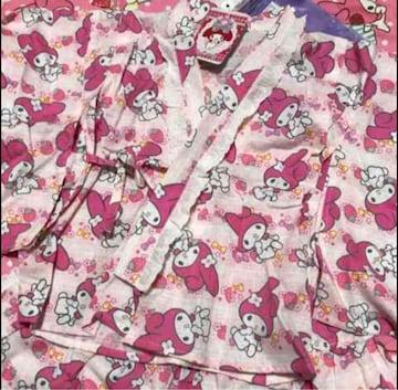 マイメロディ☆浴衣ドレス110☆甚平