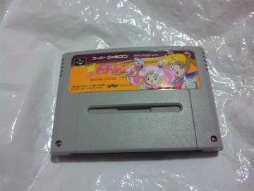 【SFC】美少女戦士セーラームーンS場外乱闘