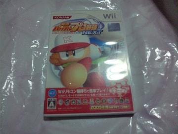 【Wii】実況パワフルプロ野球NEXT ネクスト パワプロ