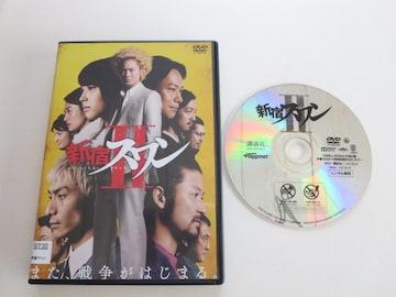 中古DVD 新宿スワンII 綾野剛 レンタル品