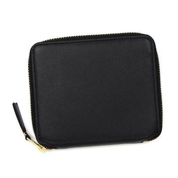 ◆新品本物◆コムデギャルソン CLASSIC 2つ折財布(BK)『SA2100』◆