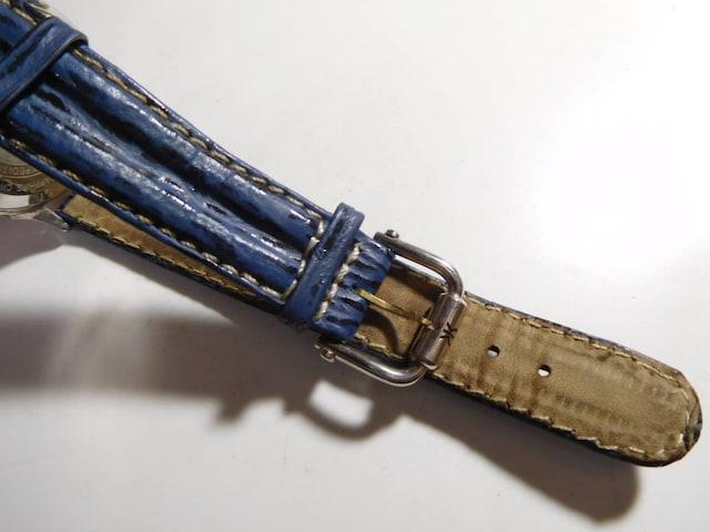 レビュートーメン腕時計 クォーツ製電池式 メンズ動作確認済 !。 < 男性アクセサリー/時計の