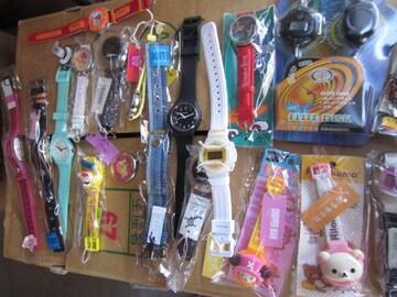 新品 腕時計 キャラ/大量まとめ売り デジタル 50個
