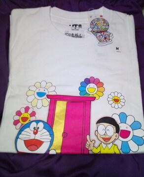 ☆ユニクロ村上隆コラボ・ドラえもん Tシャツ Mサイズ(半袖)