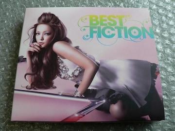 安室奈美恵『BEST FICTION』ベスト【CD+DVD】PV17曲/他にも出品