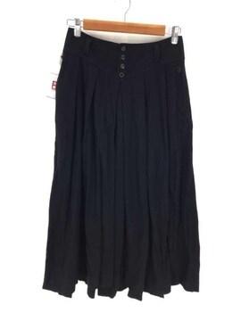 Y-3(ワイスリー)ロゴ刺繍 ロングスカートスカート