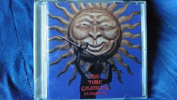 聖飢魔�U(デーモン小暮) BIG TIME CHANGES 87年盤