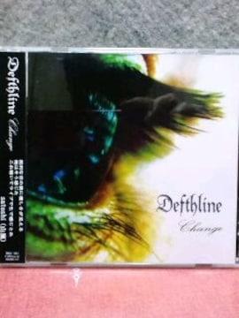 [送料無料] Defthline/Change