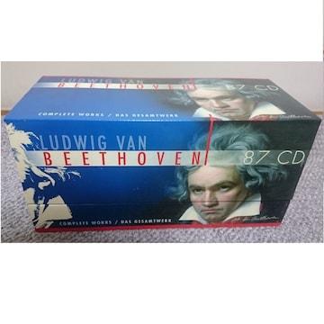 KF  ベートーヴェン  748作品全集  87CD