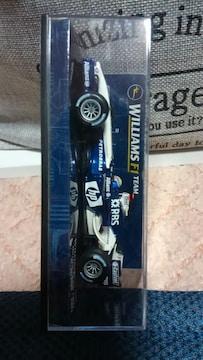 1/43 ミニチャンプス製品 ウィリアムズBMW FW27 マークウェーバー 未使用 新品 限定