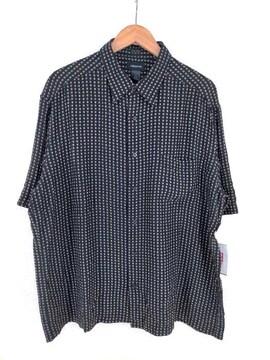 Claiborne(クレイボーン)総柄 シルクビックシルエットシャツシャツ