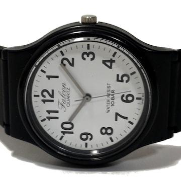 良品【980円〜】Falcon ダイバー【10bar防水】メンズ腕時計