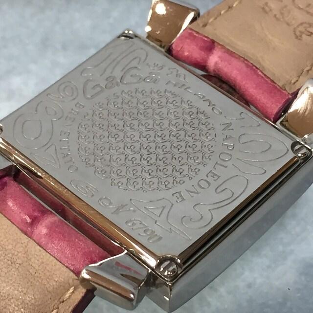 GaGaMILANO ナポレオーネ 正規腕時計 ユニセックス < ブランドの