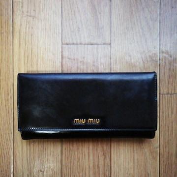 MIUMIU長財布
