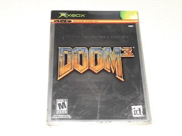 xbox★DOOM 3 LIMITED COLLECTOR'S EDITION 海外版
