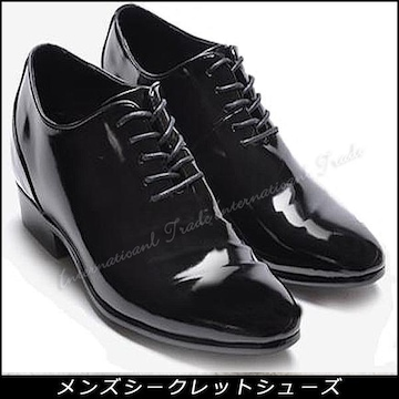 メンズ靴 シークレット靴 革靴 男性 コスプレr201