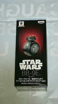 スターウォーズ 最後のジェダイ ワールドコレクタブルフィギュア vol.4 BB-9E
