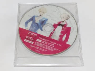 【TOKYOヤマノテBOYS for V】早期予約特典ドラマCD