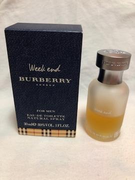 BURBERRY バーバリー ウィークエンド フォーメン 香水 30ml
