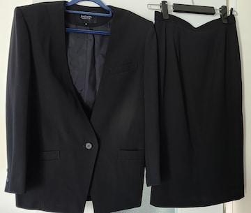 送込☆LOVE LIAISON ジャケット&スカートセット 9号 喪服