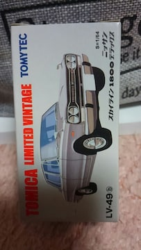 1/64 トミカ リミテッドヴィンテージ 日産 スカイライン 1800デラックス 未開封 新品