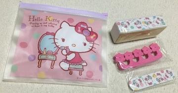 キティ☆ネイルケアセット