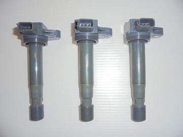 ホンダ ザッツABA-JD1社外品イグニッションコイル1台分3本セット