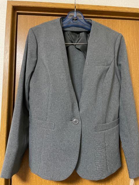 新品未使用:タグ付き:ジャケット&スカートスーツセット < 女性ファッションの