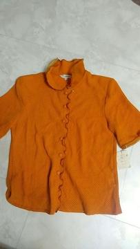 オレンジ半袖