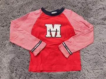moujonjon★長袖Tシャツ110