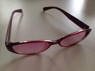 メガネ レディース  ファッショングラス UV カラー 紫外線