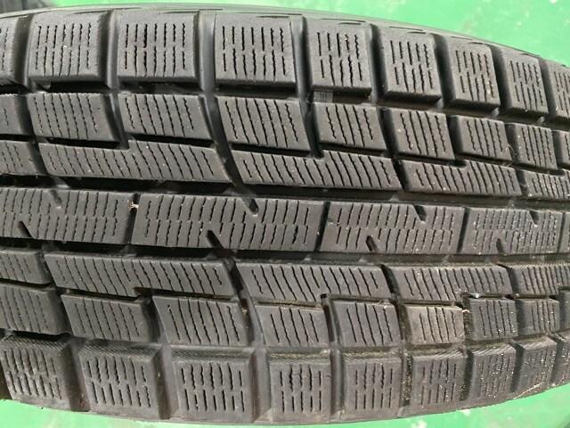 1082647)激安美品国産スタッドレスタイヤアルミホイ-ルセット175/65R15送料無料 < 自動車/バイク
