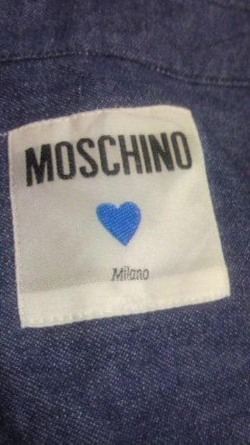 MOSCHINO milano ノースリーブ < 女性ファッションの