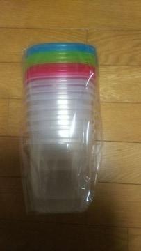 未使用品★保存容器8個セット