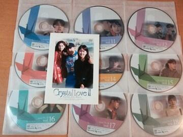 韓国ドラマDVD-BOX「折鶴 1、2」2巻18枚セット リュ・シウォン