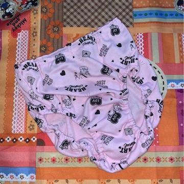 ティーンズ ピンク&総柄 ロリショーツ 150