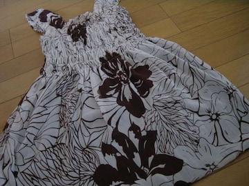 【激可愛】バルーンミニワンピ