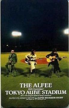 THE ALFEE(アルフィー)テレカ  C